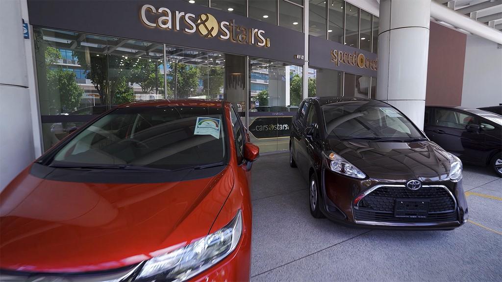 Cars-Stars-Showroom-Facade