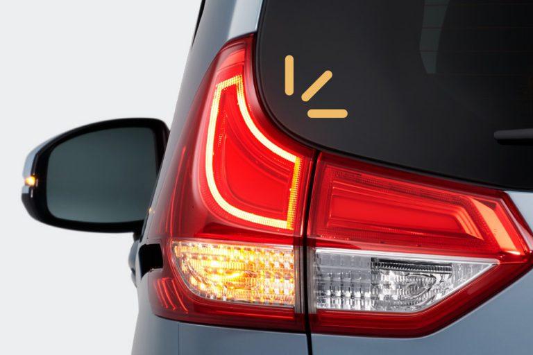 Emergency Brake Lights