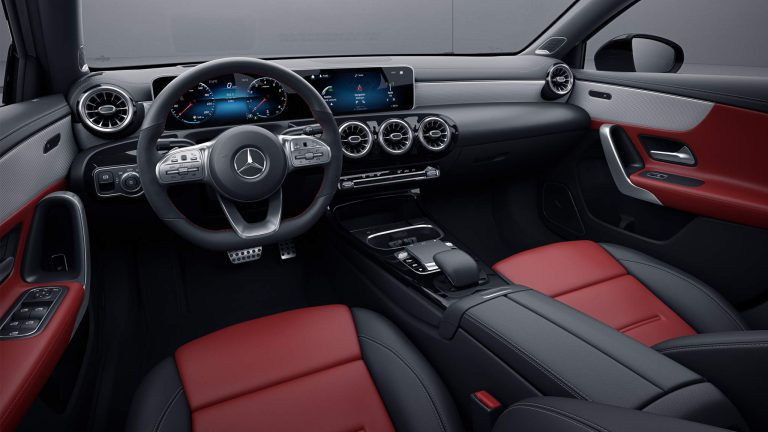 AMG Leather Package