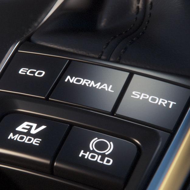 Driver Mode Select