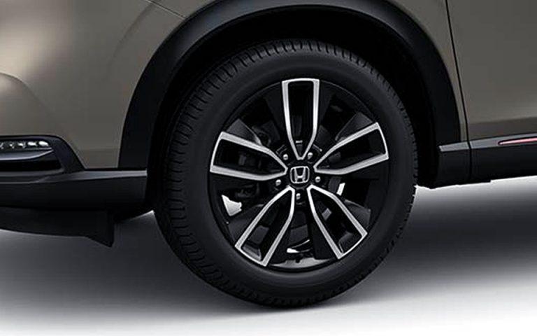 "16"" Aluminum Wheels"