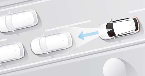 Adaptive Cruise Control (ACC) With Traffic Jam Tracking Function
