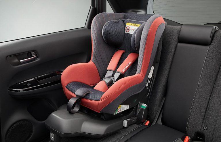 ISOFIX Child Seat Mounting Brackets