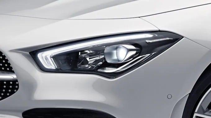 LED High-Performance Headlamps